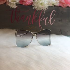 Accessories - 2 for $30 Oversized Sunglasses Ombré Sunglasses